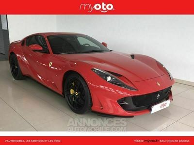 occasion Ferrari 812 Superfast V12 6.5 800CH