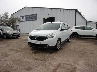 occasion Dacia Lodgy Lauréate 1.2 TCe 115 5 places