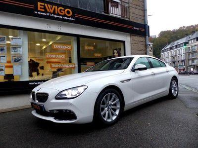 occasion BMW 640 Serie 6 Grand coupe Lounge Plus A Coupé d 313 ch