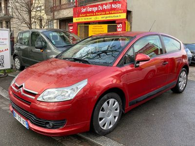occasion Citroën C4 Coupe 1.6 Hdi92 Airplay