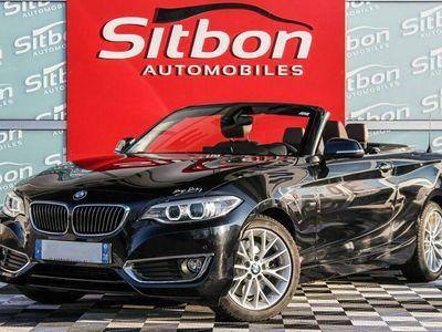 occasion BMW 228 SERIE 2 (F23) Cabriolet i BVA Luxury Essence