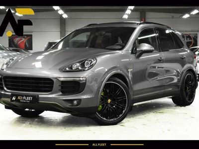 occasion Porsche Cayenne One Owner - Belgian Car - History FULL