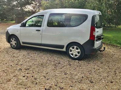 occasion Dacia Dokker TCe 115 Silver Line
