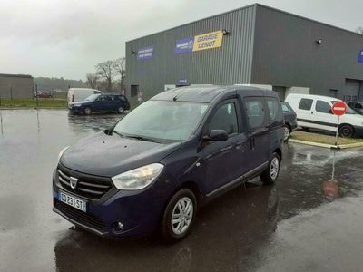 occasion Dacia Dokker Lauréate 1.5 dCi 90 eco2