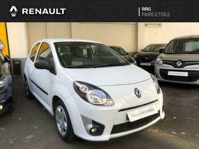 occasion Renault Twingo II 1.2 LEV 16v 75 eco2 Authentique Euro 5 3 portes Essence Manuelle Blanc