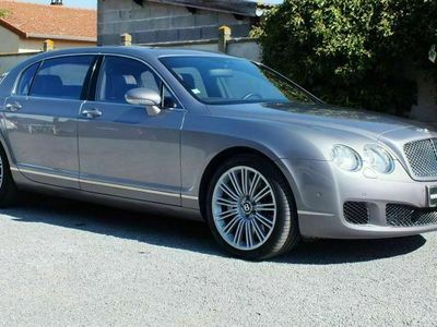 occasion Bentley Continental Flying Spur Speed