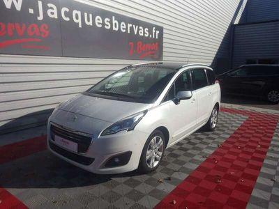occasion Peugeot 5008 1.6 BlueHDi 120ch S&S EAT6 7 Places Allure