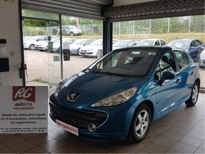 occasion Peugeot 207 (1.6 HDI Trendy)