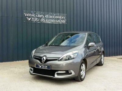 occasion Renault Scénic Grand 1.6 dCi 130cv BUSINESS Diesel