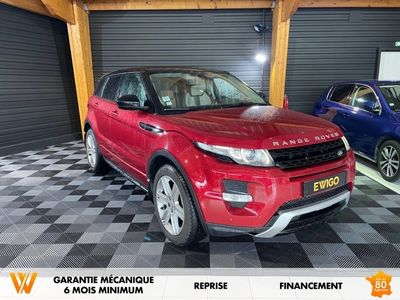 occasion Land Rover Range Rover evoque 2.2 4WD 190 ch DYNAMIC SD4