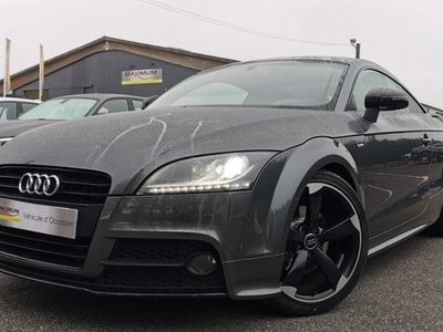 occasion Audi TT 2.0 Tfsi 211ch S Line S Tronic 6