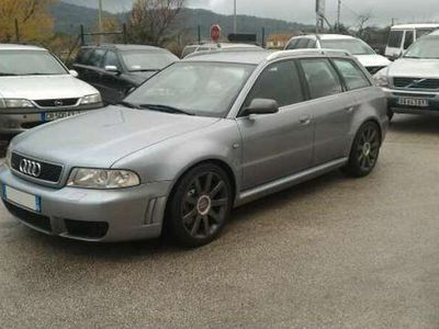 occasion Audi RS4 2.7 Biturbo 4X4