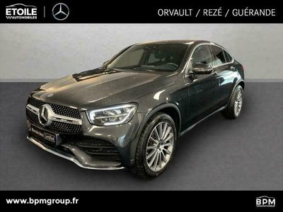 occasion Mercedes GLC300 Classed 245ch AMG Line 4Matic 9G-Tronic