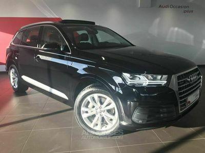 occasion Audi Q7 50 TDI 286 Tiptronic 8 Quattro 7pl Avus