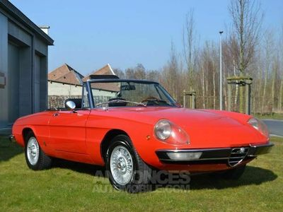 occasion Alfa Romeo 2000 SpiderVeloce
