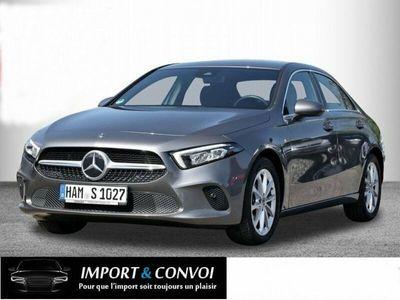 occasion Mercedes A180 d Limousine Progressive