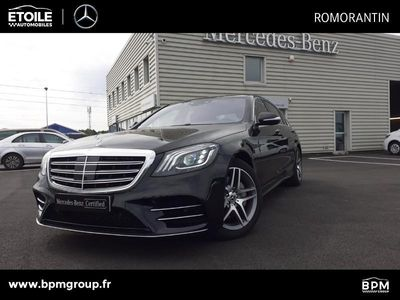 occasion Mercedes S560 Classee 367+122ch Fascination L 9G Tronic Euro6d T