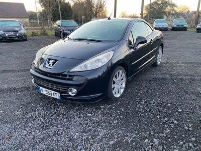 occasion Peugeot 207 CC 1.6 HDI 110 SPORT