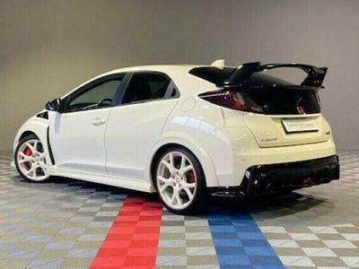 occasion Honda Civic 2.0 i-vtec white edition