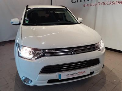 occasion Mitsubishi Outlander P-HEV Hybride rechargeable 200ch Instyle 5 places