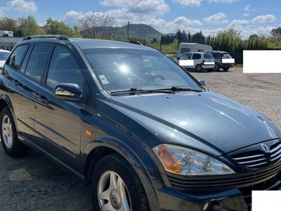 occasion Ssangyong Kyron 200 XDi Luxe A