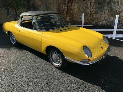 occasion Fiat 850 Spider 1969