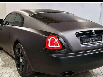occasion Rolls Royce Wraith Coupé 6.6 V12 632pk
