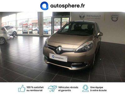 occasion Renault Scénic 1.5 dCi 110ch FAP Dynamique EDC