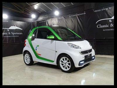 occasion Smart ForTwo Electric Drive / GPS NAVI / BLUETOOTH / CUIR