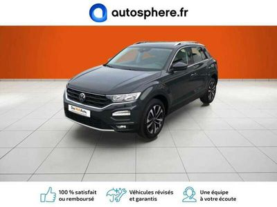 occasion VW T-Roc 2.0 TDI 115ch Lounge S&S