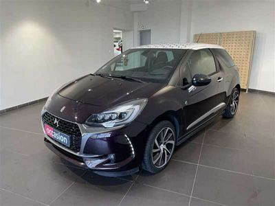 occasion DS Automobiles DS3 DS 3PURE TECH 110 FOREVER