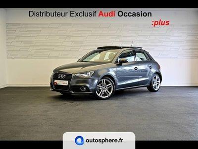 occasion Audi A1 Sportback 1.4 TFSI 122ch S line S tronic 7