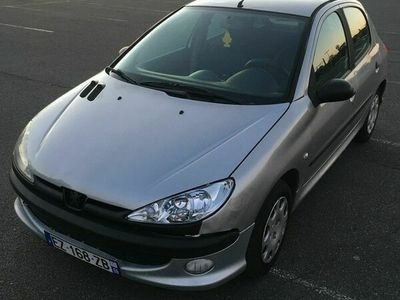 occasion Peugeot 206 1.4 HDi Trendy