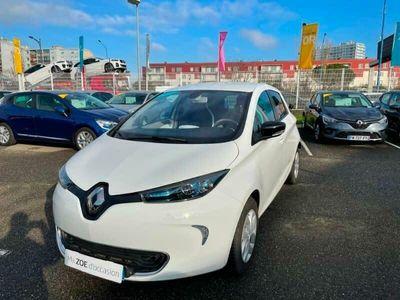 occasion Renault Zoe Life 5 portes \u00c9lectrique Automatique Blanc