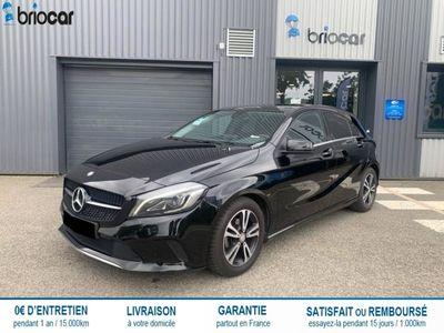 occasion Mercedes A180 Classe116ch Style Edition + GPS Noir