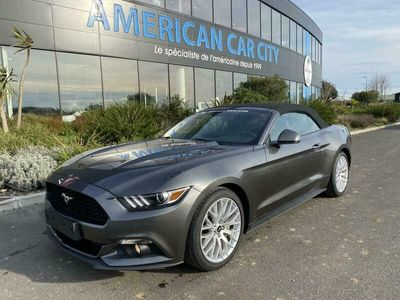 occasion Ford Mustang Ecoboost CABRIOLET BVA 2016