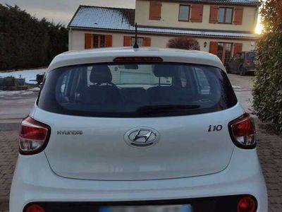 occasion Hyundai i10 1.0 66 BVM5 Initia