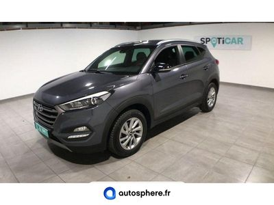 occasion Hyundai Tucson 1.7 CRDI 141ch Business 2017 2WD DCT-7