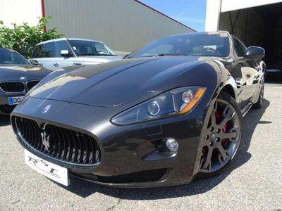 occasion Maserati Granturismo 4.7L F1 440Ps/ Embrayage neuf PDC GPS BOSE Jtes 20