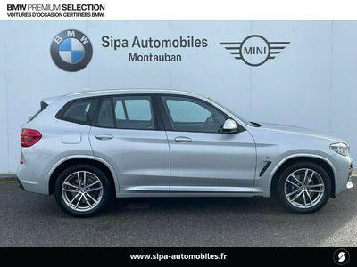 occasion BMW X3 xDrive30dA 265ch M Sport
