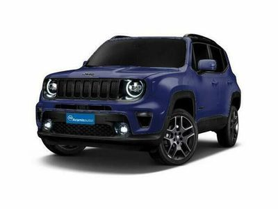 occasion Jeep Renegade Limited 1.0 GSE T3 120 ch BVM6