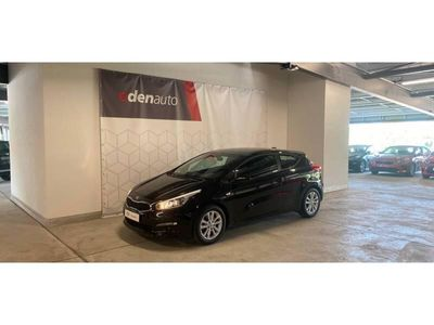 occasion Kia cee'd COUPE 1.6 CRDi 136 ch ISG Active Active
