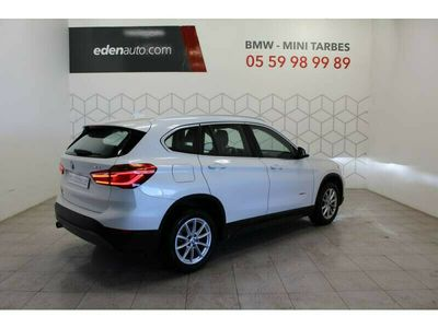 occasion BMW X1 F48 sDrive 18d 150 ch BVA8 Business