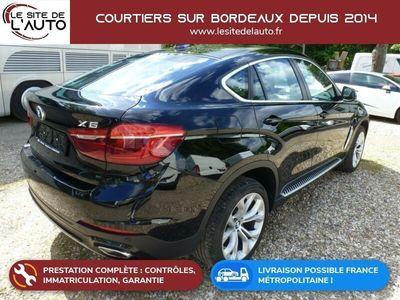 occasion BMW X6 (F16) XDRIVE 30DA 258CH LOUNGE PLUS