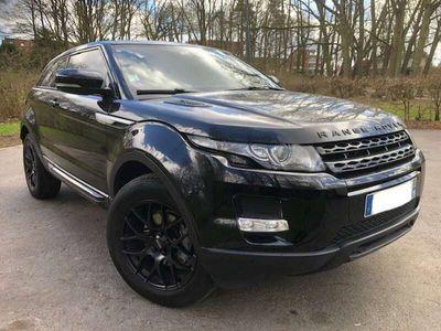 occasion Land Rover Range Rover evoque Coupé Si4 Dynamic A