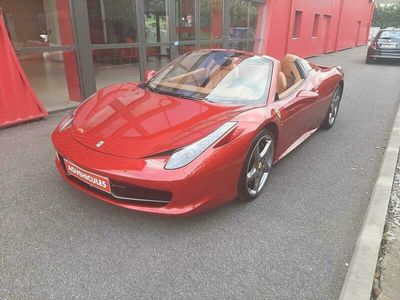 occasion Ferrari 458 spider 4.5 V8 570ch