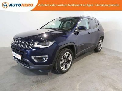 occasion Jeep Compass 1.6 M-Jet Limited 120 ch