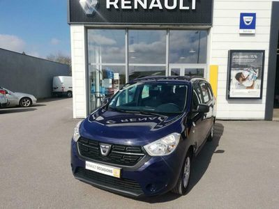 occasion Dacia Lodgy Silver Line TCe 115 5 places