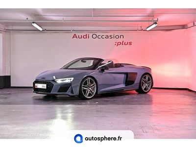 occasion Audi R8 Spyder V10 performance quattro 456 kW (620 ch) S tronic