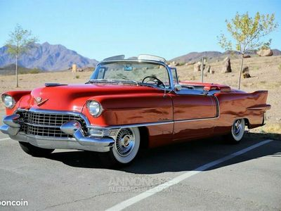"occasion Cadillac Eldorado Cabriolet 1955 ""Special Edition"" - V8 331Ci/270Ch - Boite Auto"